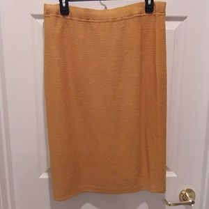 St. JOHN Collection Knit Pencil Skirt Sz 14